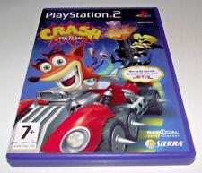 Crash Tag Team Racing PS2 PAL *Complete*