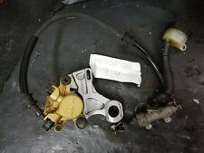 pompa pinza impianto freno posteriore honda cbr 929 fireblade 2000 2001