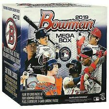 MLB 2019 Bowman Baseball Trading Card - 4 Packs