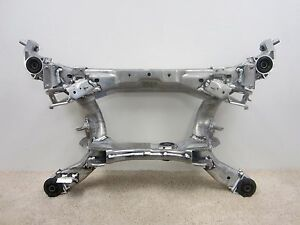 INFINITI G35 COUPE / NISSAN 350Z OEM REAR SUSPENSION CROSS MEMBER CRADLE #8328N