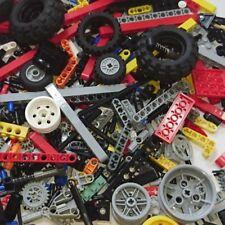 Lego Technic Technik Konvolut 500 Teile + Bauplan
