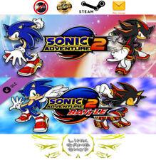 Sonic Adventure 2 + Sa 2 Battle Dlc PC Digital Steam Key - Region Free