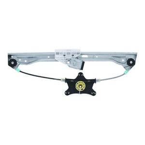 Window Regulator-Sedan Rear Right WAI WPR0454RB