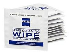 Zeiss Pre - Moistened Lens Cleaning Wipes For Optical Surfaces 50 Count Lot of 2