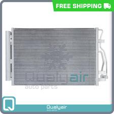 A/C Condenser fits Hyundai Elantra 07-10/ Kia Forte, Forte Koup - OE# 976063X000