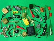 Vintage GI Joe 1984 weapons guns backpacks helmets accessories lot YOU PICK ARAH