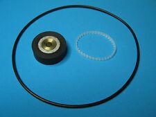 Set Revox B77 MKII Andruckrolle,Zahnriemen und Antriebsriemen