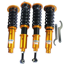 JDMSPEED Full Set Coilover Coil Suspension Spring Struts For Honda Accord 98-02