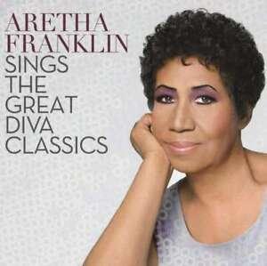 Aretha Franklin - Sings The Great Diva Classics LP Vinyl Rca Records Label