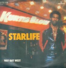 """7"""" Kurtis Blow/Starlife (D)"""