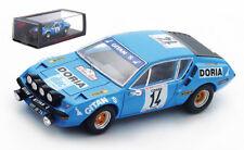 Spark S5479 Alpine A310 #14 3rd Tour de Corse 1976 - J P Manzagol 1/43 Scale