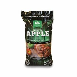 GMG - Premium Apple Pellets 12.7kg Bag - FREE POST!