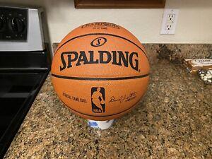 Official Spalding Boston Celtics 2008 NBA Finals Game Ball Leather Basketball