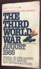 The Third World War: August 1985 By Gen. Sir John Hackett (Paperback, 1980)