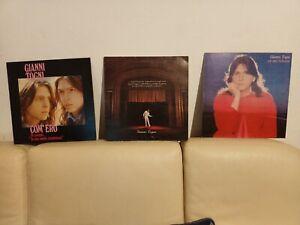 GIANNI TOGNI 3 LP VINILE ANNI '80