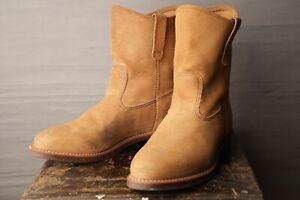 Red Wing 8188 Pecos Hawthorne Muleskinner Cork Sole Boot Men's 11.5 E Rare