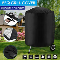 BBQ Grill Cover For Weber Waterproof Outdoor UV Gas Charcoal Barbecue Protector