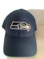 Reebok NFL Team Apparel On Field Select Series Seattle Seahawks Ball Cap / Hat