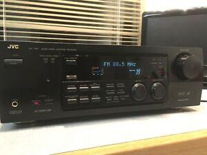 JVC RX-778V AV Stereo Receiver Dolby Surround 5.1 bundled w/ Remote and Manual