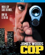 COP (JAMES WOODS) - BLU RAY - Region A - Sealed