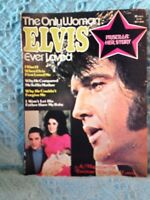 NOS 1977-1978 THE ONLY WOMAN ELVIS EVER LOVED PRISCILLA: HER STORY