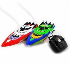 Red/Green Radio Remote Control Twin Motor High Speed Boat RC Racing Outdoor AU