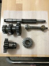 Vintage Original Harley VL JD Transmission Parts Complete Nice! 4 Speed