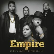 EMPIRE CAST: SEASON 1 OF EMPIRE / TV O.S.T. soundtrack  (CD) Sealed