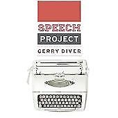 The Speech Project, Gerry Diver, Audio CD, New, FREE & FAST Delivery