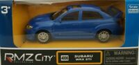 1/43 SUBARU WRX STI REF. 4006 RMZ CITY ESCALA
