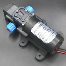 5L/min Mikro Membran Pumpe DC 12V 60W Selbstansaugend Hochspannung Wasserpumpe