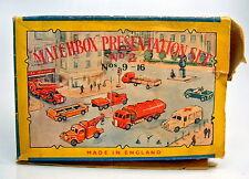 "Matchbox ""Presentation Set No.2"" USA 1957 komplett, extrem selten"