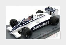Brabham F1  Bt49 #6 Argentina Gp 1980 Ricardo Zunino SPARK 1:43 S4791