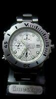 Vintage Seiko 7t32 Chronograph 100m Divers watch Circa 1999 COLLECTORS Condition