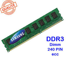 Mémoire Samsung 2GO/GB DDR3 PC10600-09-11-A1 240PIN 1333 M378B5773DH0-CH9
