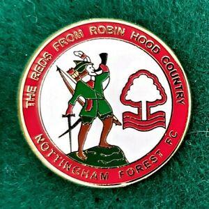 Nottingham Forest Robin Hood  Pin Badge