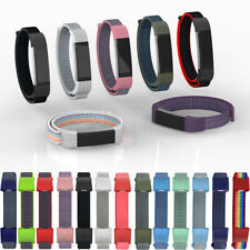 Watch Band Wristbands Nylon Loop Strap Bracelet For Fitbit Alta HR ACE
