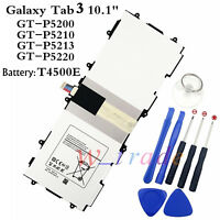 "New Battery T4500E For SAMSUNG GALAXY Tab 3 10.1"" GT-P5200 GT-P5210 GT-P5220"