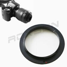 49mm 49 mm Macro adaptador de lente de reversa para Sony Minolta AF de montaje de cámara Alpha A