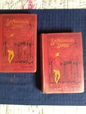 Cooper's Leatherstocking Tales, St Nicholas Series,  Last Of The Mohicans & Path