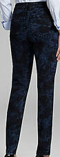 Not Your Daughters Jeans Tummy Tuck Tie-Dye Jegging Size 2
