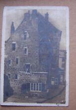 photographie ancienne maison SAINT PAUL DE LEON (Finistère)