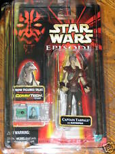 Captian Tarpals - Episode 1 Phantom Menace **Unopened in Clam Shell**