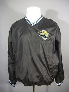 Jacksonville Jaguars Sz L / Large Pullover Jacket NFL Apparel G-III New w/o tags