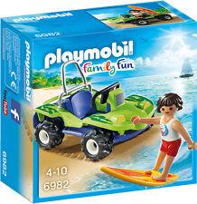 Strand Buggy Surfbrett Figuren Family Fun City Life Playmobil 020 Playmobil