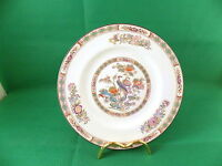 Wedgwood Kutani Crane Salad Plate + Vase