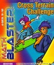 Math Blaster Cross Terrain Challenge Ages 9-12  NEW  Develops Logical Thinking