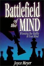 Battlefield of the Mind: How to Win the War in Your Mind by Joyce Meyer...