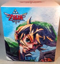 "New LINK Statue 10"" The Legend of Zelda SKYWARD SWORD First 4 Figures Dark Horse"