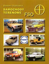 Book - Samochody Terenowe FSO - 125P Kombi Polonez Pick Up 4x4 BR83 PIMOT
